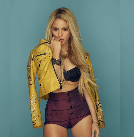 Photo of Shakira esta preparando su nuevo vídeo 'Perro Fiel'