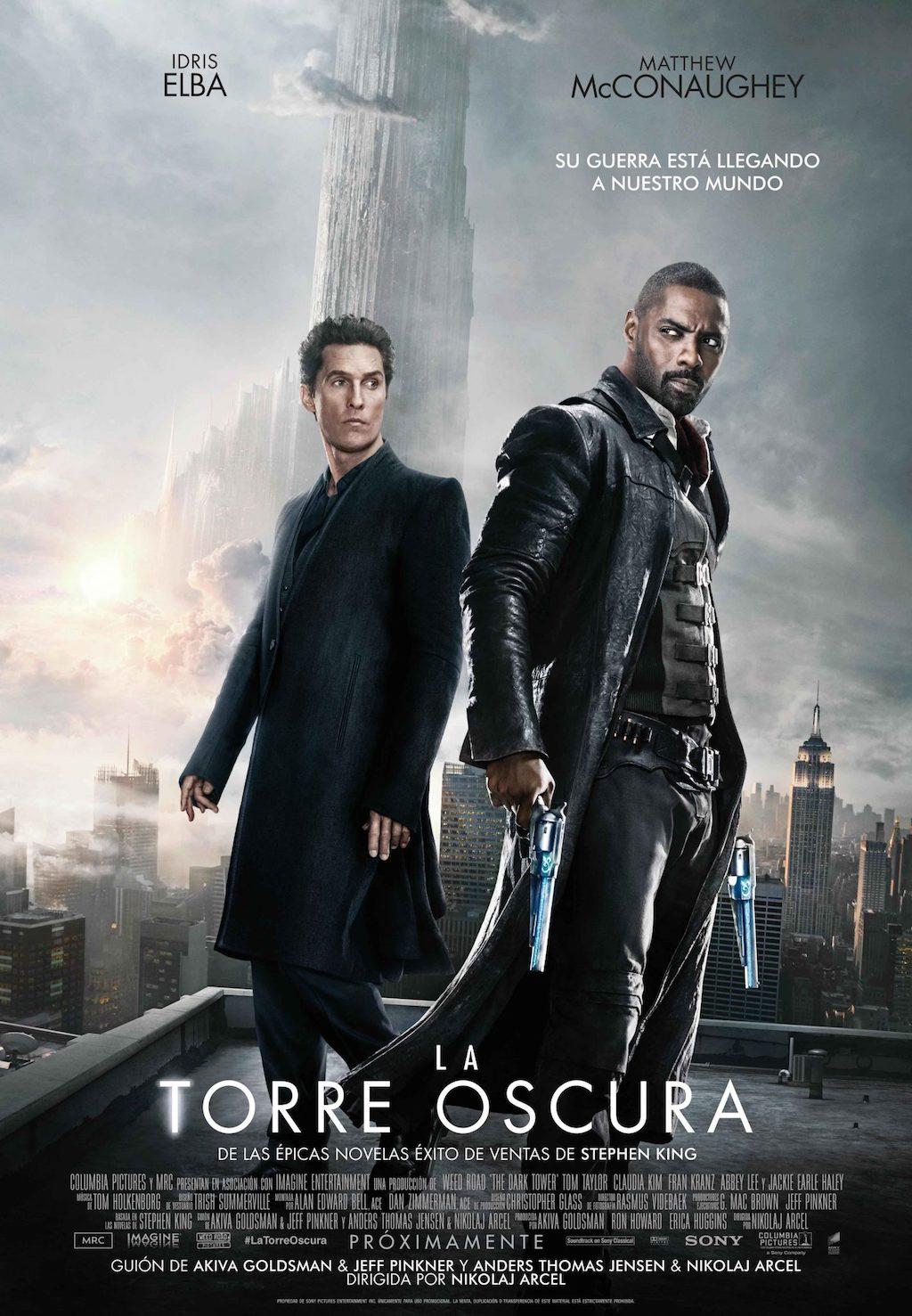 Photo of Sony Pictures presenta trailer el segundo trailer de 'La Torre Oscura'