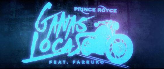 """Photo of Prince Royce estrena vídeo oficial de """"Ganas Locas"""" Ft. Farruko"""""""