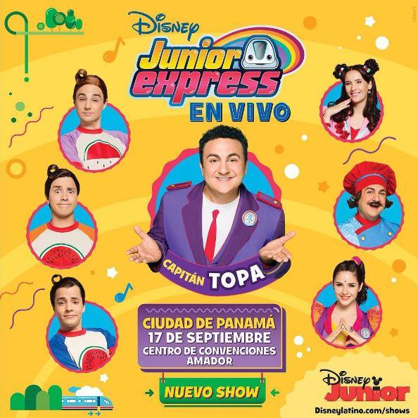 Photo of Llega a Panamá el show 'Junior Express en vivo'