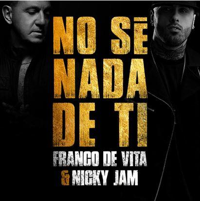 Photo of Franco de Vita y Nicky Jam estrenan nuevo tema