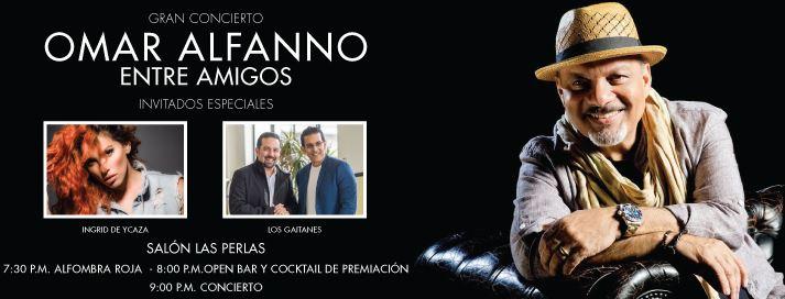 Photo of Gran concierto de Omar Alfanno