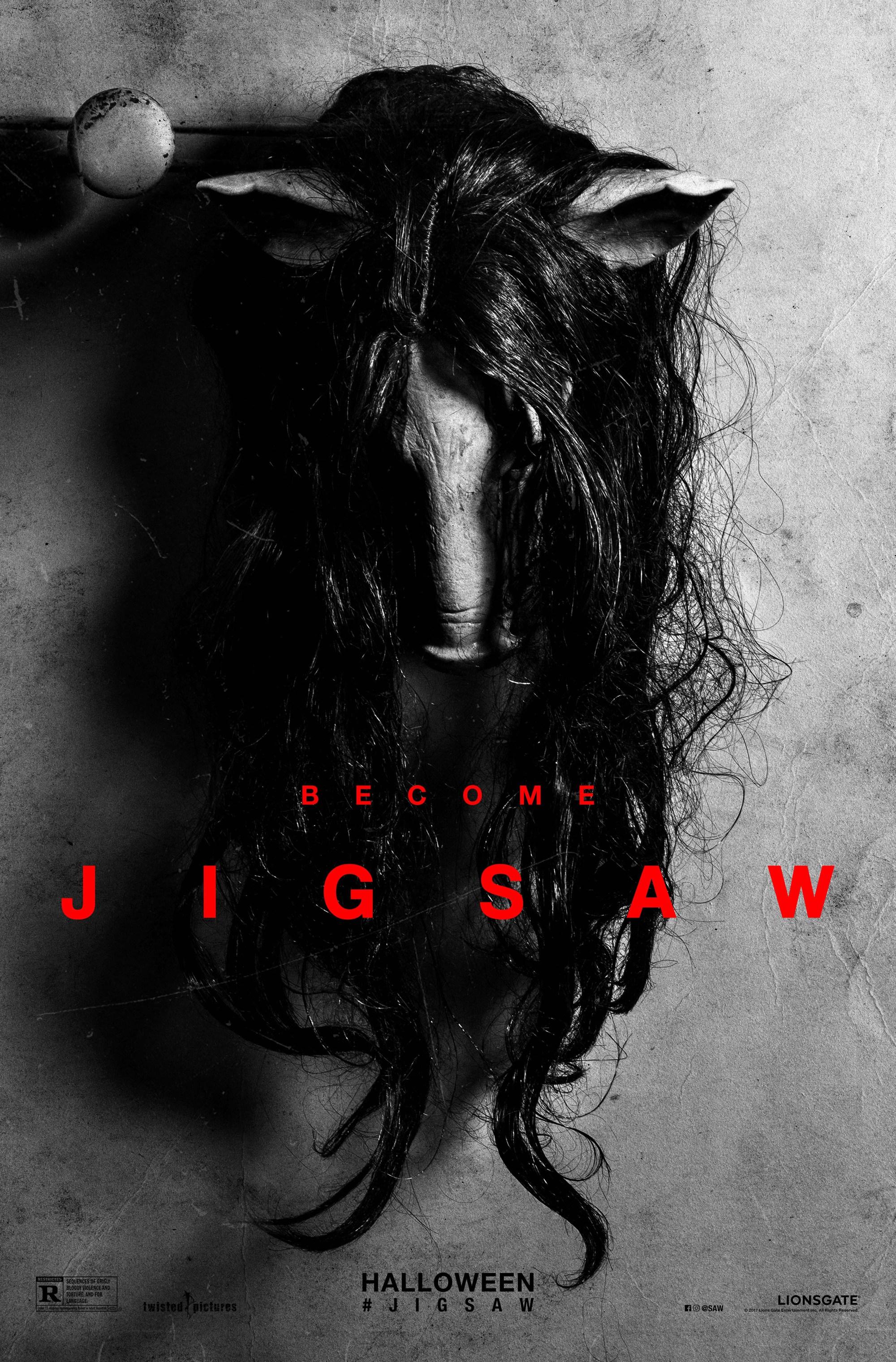 Photo of Se conoce el primer poster de Jigsaw