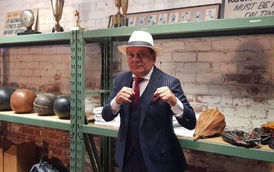 Photo of Roberto Durán, participó en la grabación de la promo de la pelea entre Saúl y Gennady
