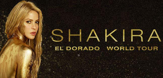 Photo of El Dorado World Tour de Shakira