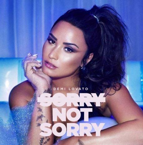 Photo of Demi Lovato estrena el videoclip 'Sorry Not Sorry'