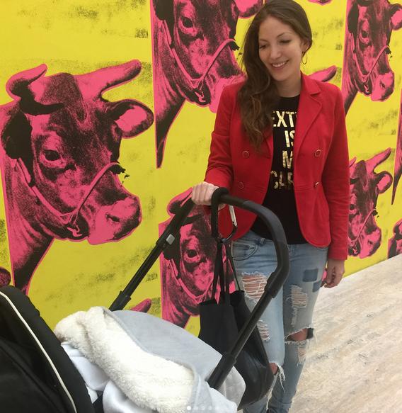 Photo of Roseta Bordanea vuelve a Panamá con su bebé