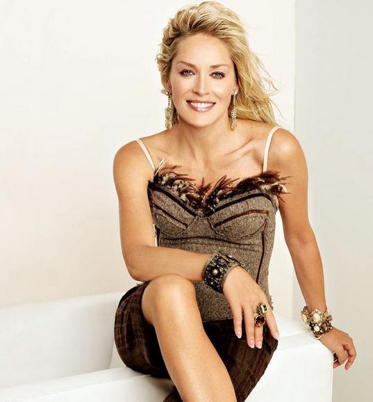 """Photo of Sharon Stone compartió el extracto de una audición de """"Bajos instintos"""""""