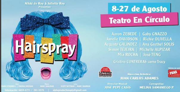 Photo of Hairspray, El Musical