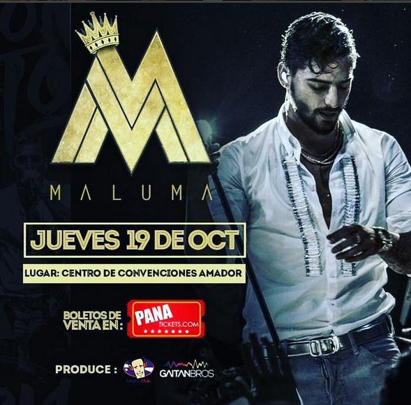 Photo of Concierto de Maluma en Panamá