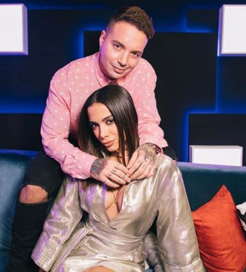 Photo of J Balvin esta preparando tema junto Anitta