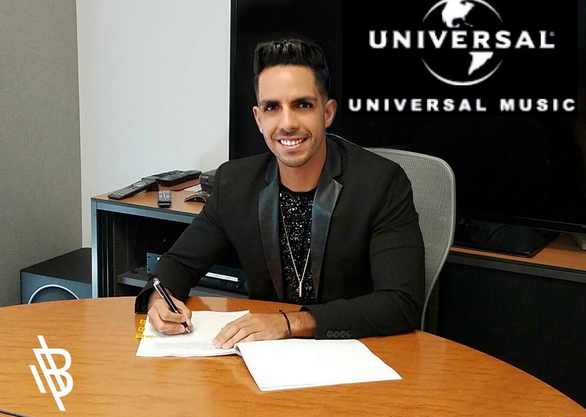 Photo of Benavides firma con Universal Latin Music Entertainment