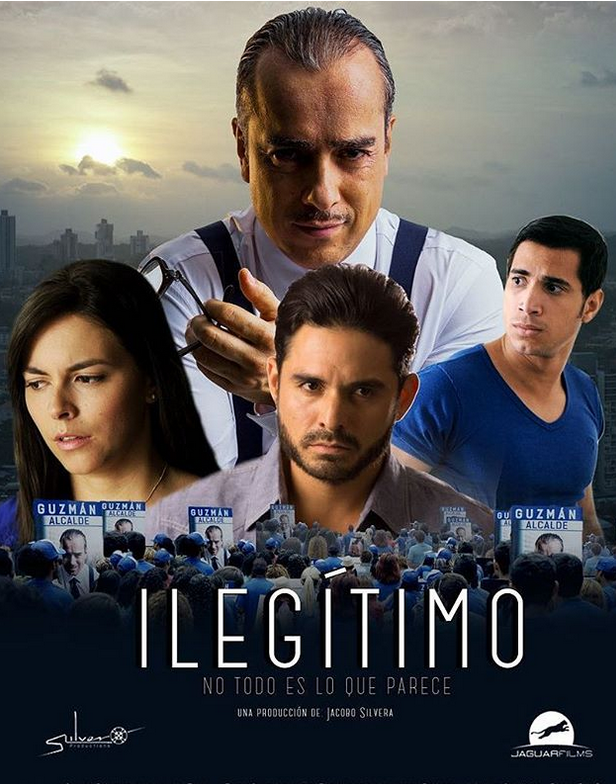 Photo of 'Ilegitimo' solo en cines