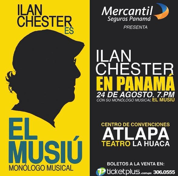 Photo of llan Chester en Panamá