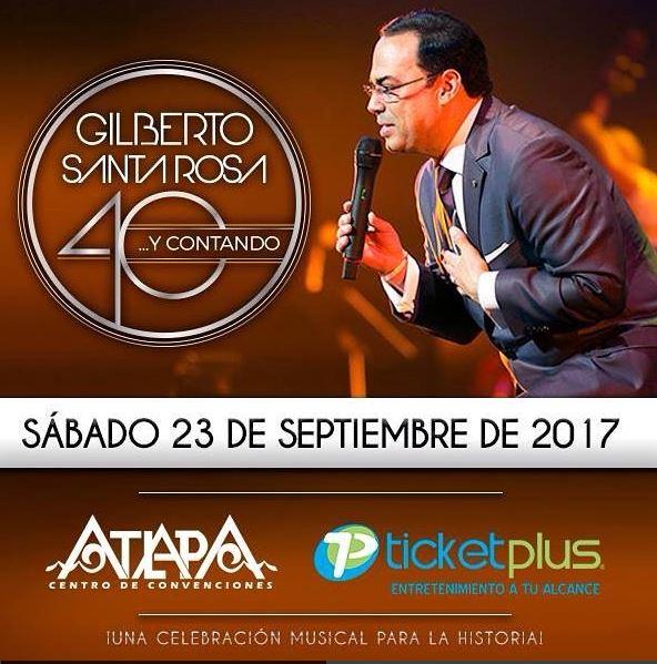 Photo of Gilberto Santa Rosa brindará concierto en Panamá