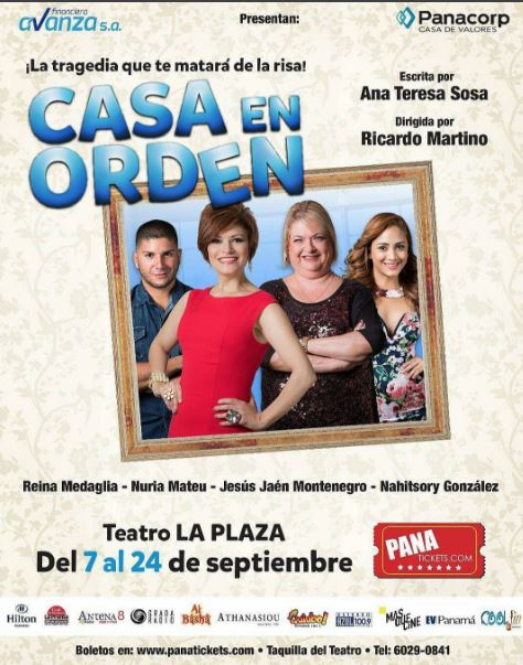 Photo of Llega a Panamá la obra 'Casa en orden'