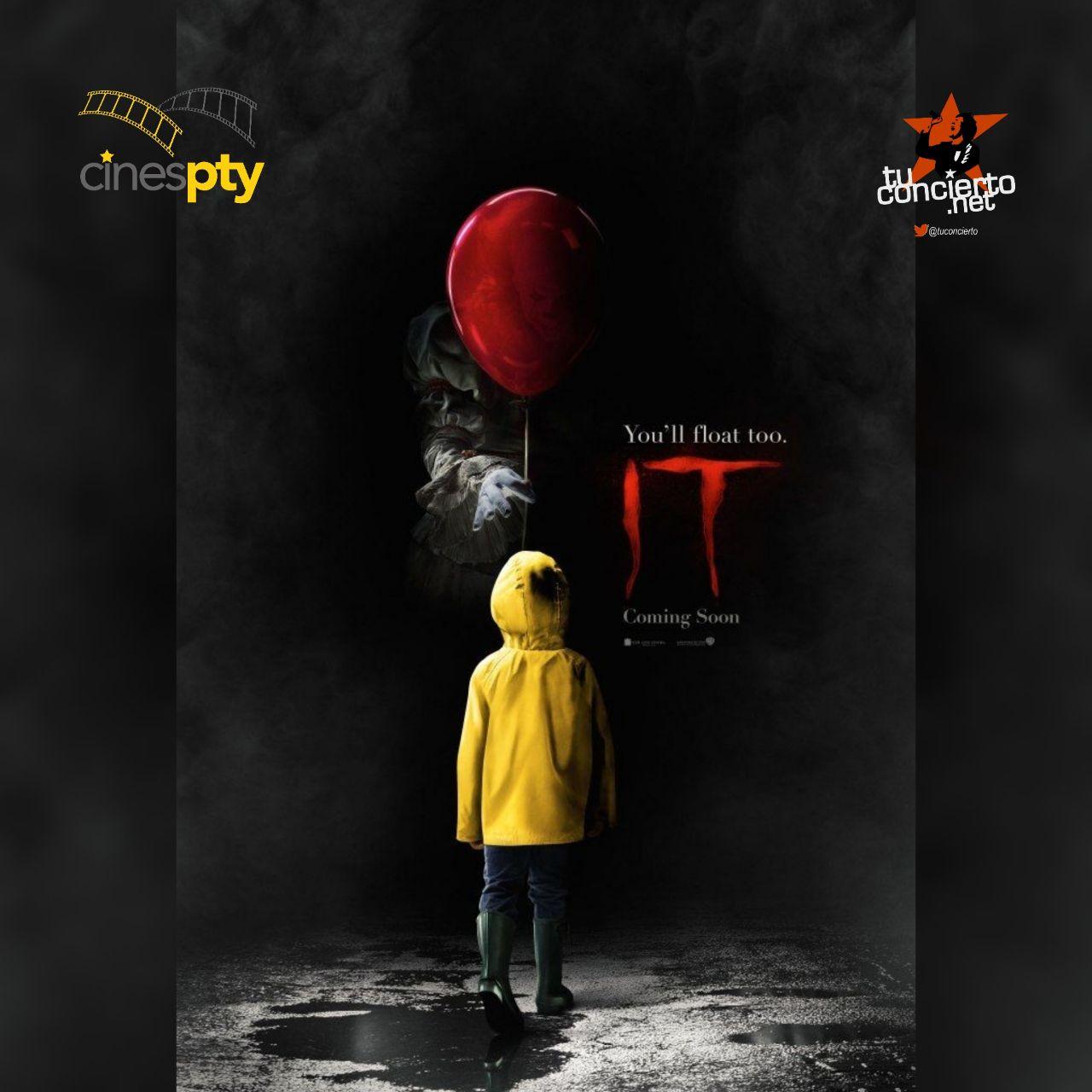 Photo of Te invitamos a la premiere de IT (Eso)