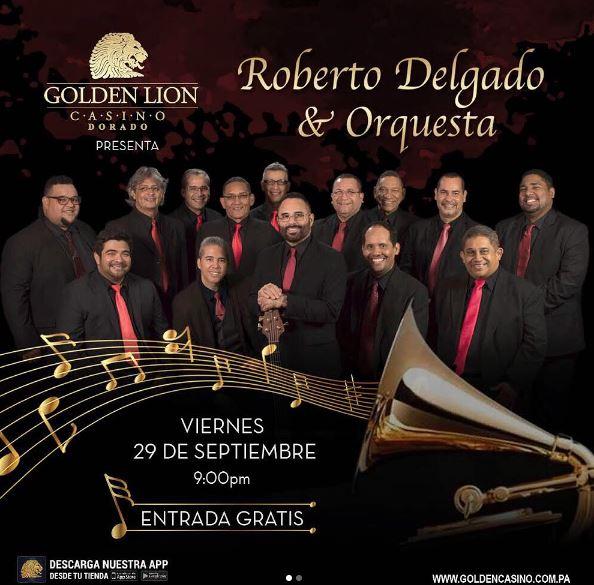 Photo of Esta noche disfruta de 'Roberto Delgado & Orquesta'