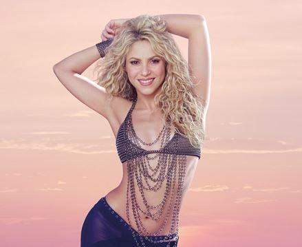Photo of Shakira sigue preparandose para su gira El Dorado World Tour