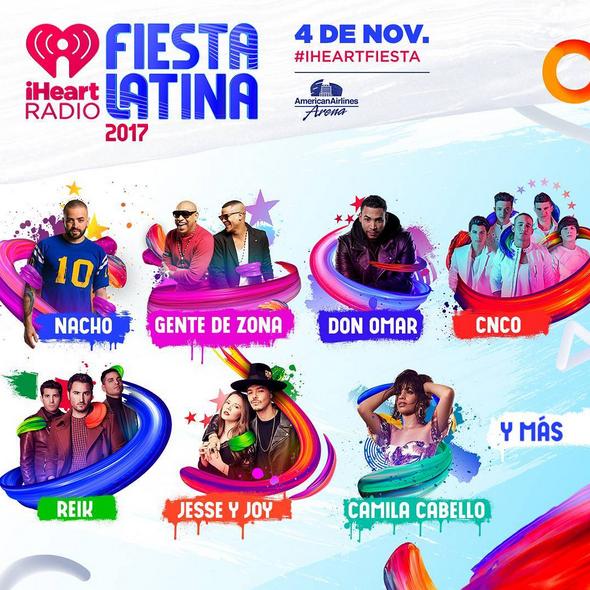 Photo of Fiesta Latina de iHeartLatino