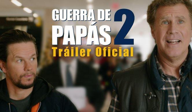 Photo of 'Guerra de papás 2' estrena su segundo trailer