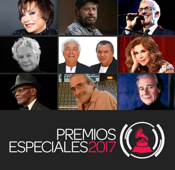 Photo of Homenajeados por Latin Grammys con 'Premio a la Excelencia'