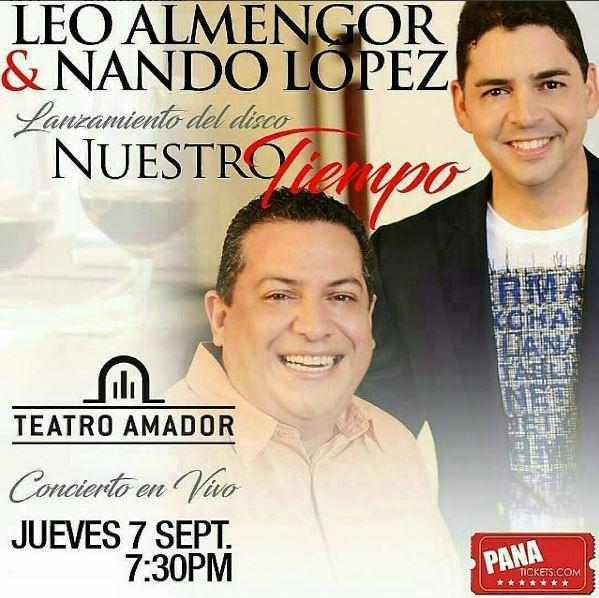 Photo of Lanzamiento del disco 'Nuestro tiempo'