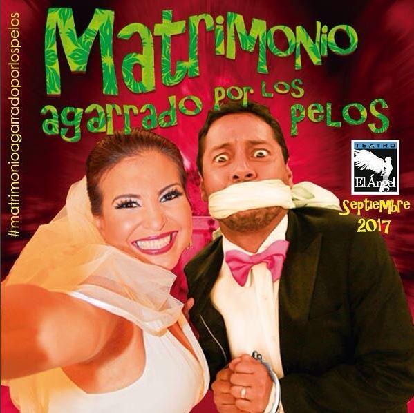 Photo of Matrimonio agarrado por los pelos