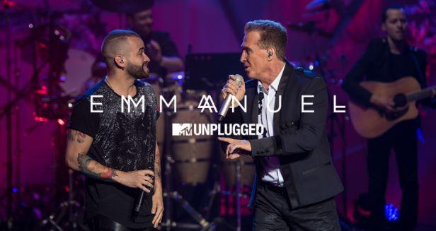 Photo of Emmanuel: MTV Unplugged estrena 'No He Podido Verte' junto a Nacho