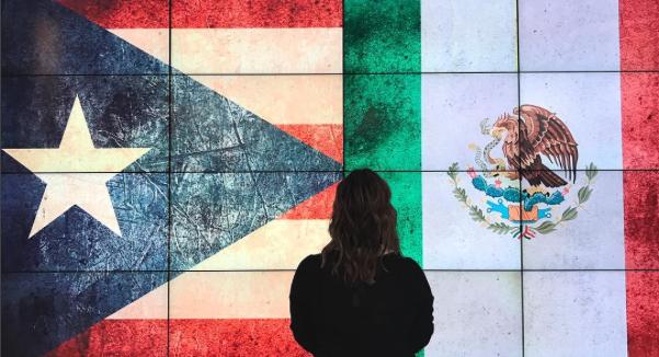 Photo of Los artistas se solidarizan con México y Puerto Rico