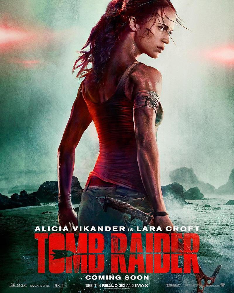 Photo of Warner bros presenta trailer oficial de Tomb Raider