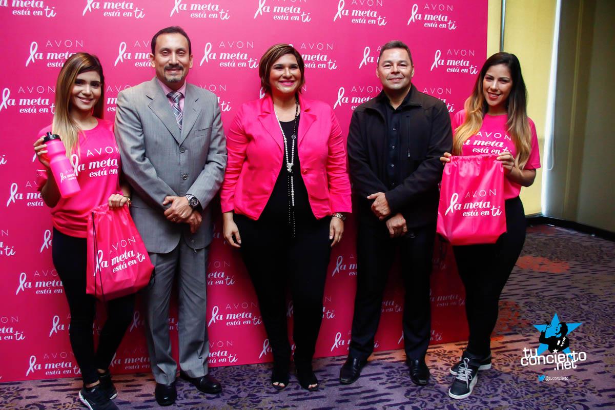 Photo of Inician Inscripciones para la carrera caminata Avon contra el cancer de mama 2017