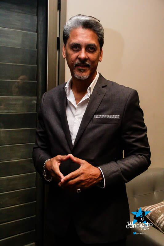 Photo of Lefty Peréz en el Ocean Sun Casino Punta Pacifica