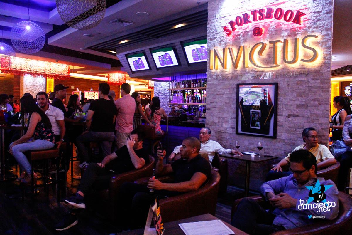 Photo of Boxeo en Bar Invictus del Ocena Sun Casino Punta Pacifica