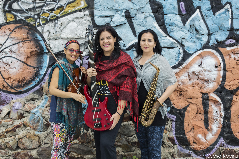 Photo of Músicos panameños actuarán en Festival de Jazz Egipcio