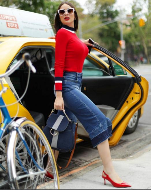 Photo of Sheldry Saéz participa del Fashion Week de New York