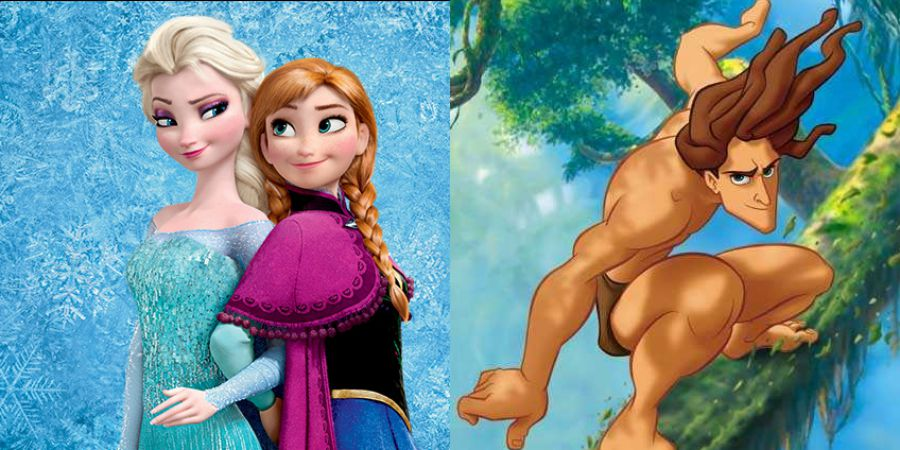 Photo of ¡Era verdad! Confirman teoría que une a «Frozen» con «Tarzán»
