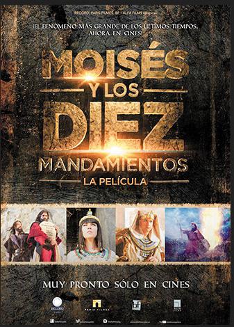 Photo of Moisés y los 10 mandamientos: La película
