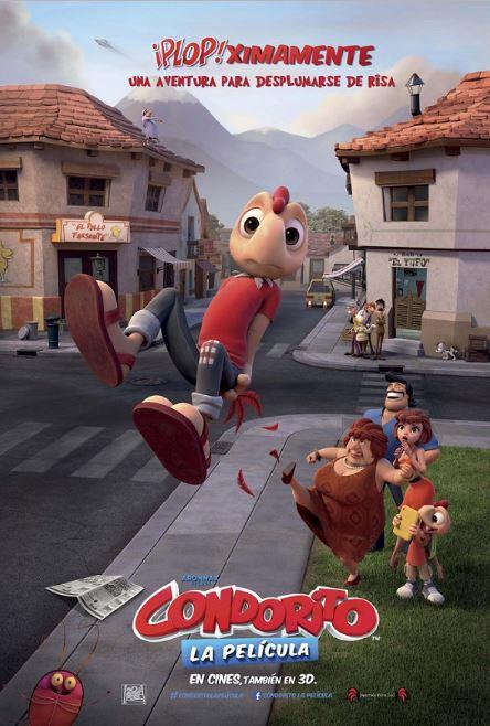 Photo of 'Condorito' la película