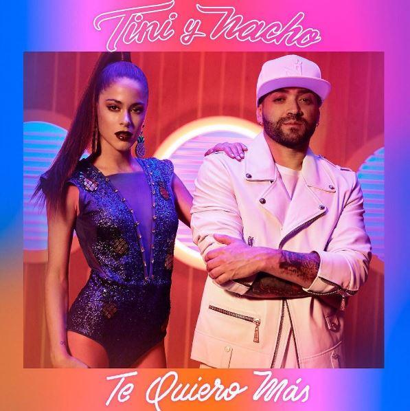 """Photo of Tini presenta su nuevo tema junto a Nacho """"Te quiero más"""""""