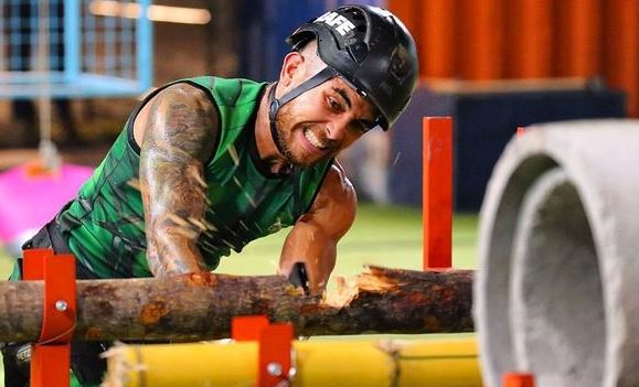 Photo of Rafe Lucado campeón de Calle 7