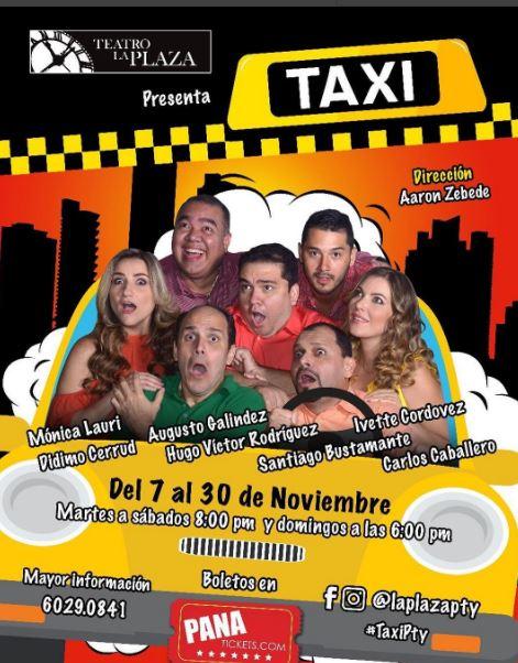 Photo of En el mes de noviembre llega la obra 'Taxi'
