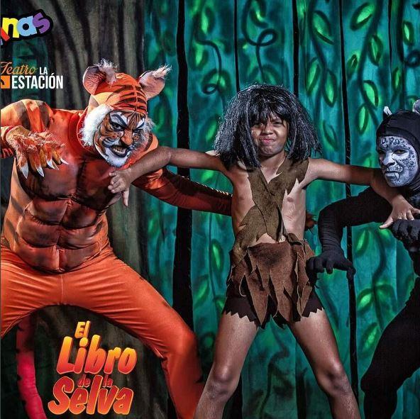 Photo of Este fin de semana disfruta de 'El libro de la selva'