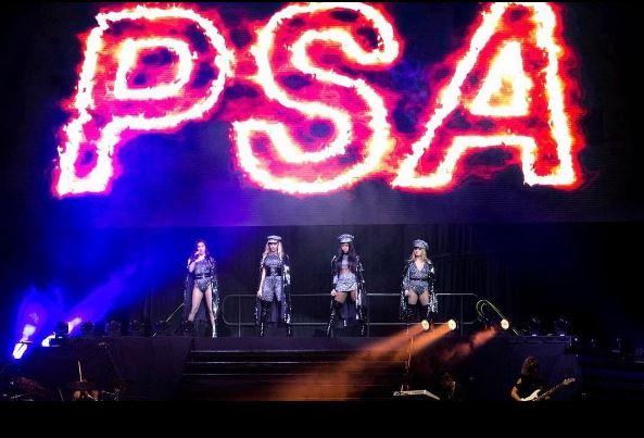 Photo of Concierto de 'Fifth Harmony'