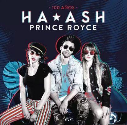 Photo of Ha*Ash y Prince Royce estrenaron '100 años'