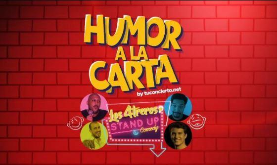 Photo of Esta noche Humor a la Carta by @tuconcierto