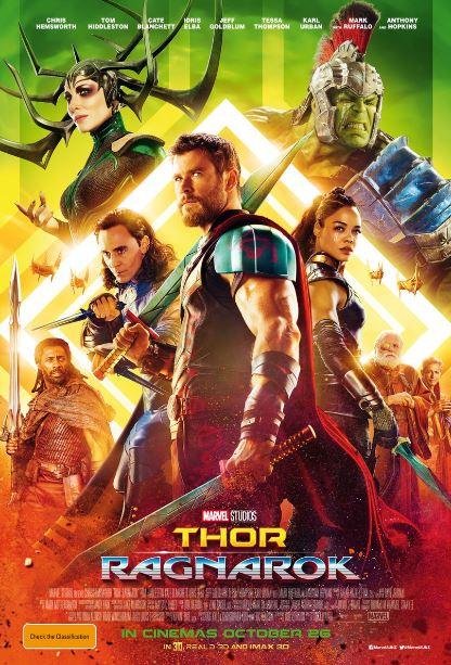Photo of Thor: Ragnarok