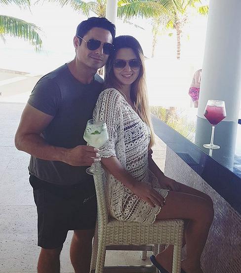 Photo of Robin Durán le pidió matrimonio a Maricely González