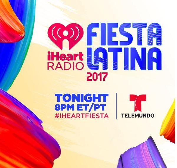 Photo of iHeartRadio de la fiesta latina 2017