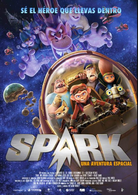 Photo of Spark: Una aventura espacial